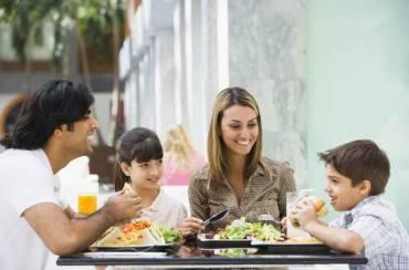 Η αξία του οικογενειακού γεύματος