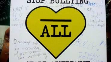 Σταματήστε το bullying!