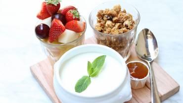 Γιαούρτι: 7 εναλλακτικά πρωινά