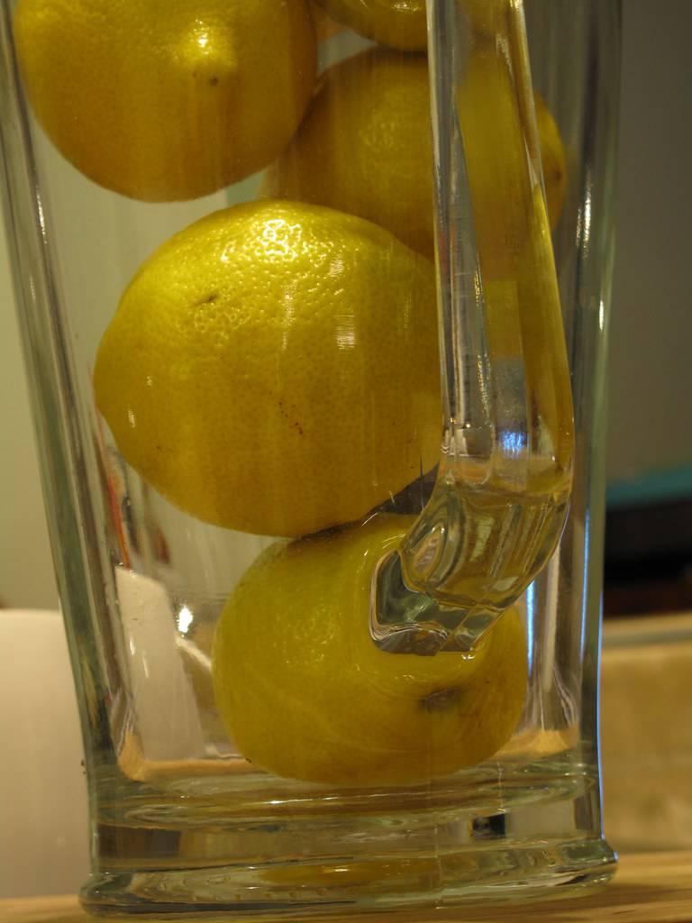 lemon pie στο ποτήρι