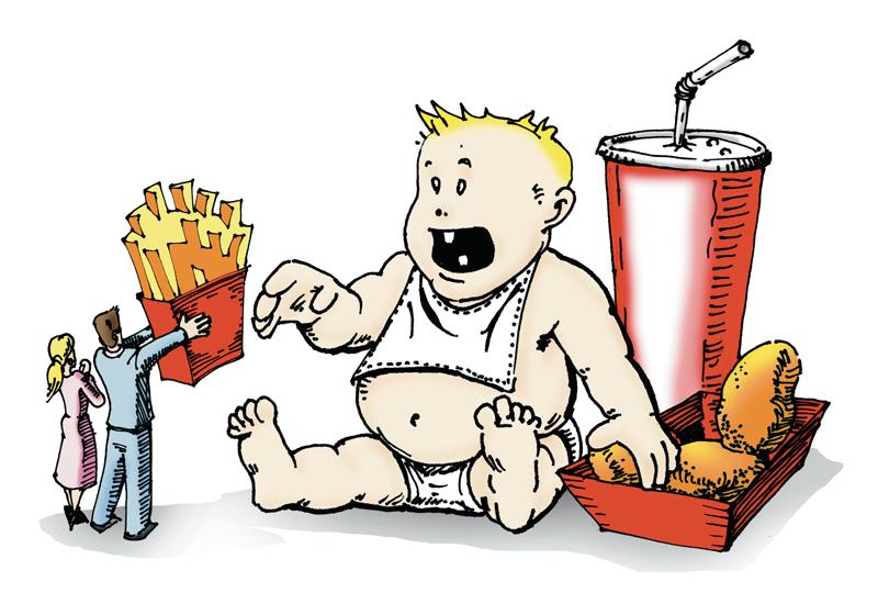 Πώς θα βοηθήσετε το παχύσαρκο παιδί σας