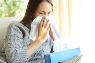 Αντιμετώπιση εποχικών λοιμώξεων