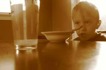 Μαμά, δε θέλω γάλα!!